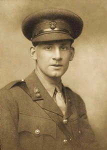 Poet Siegfried Sassoon